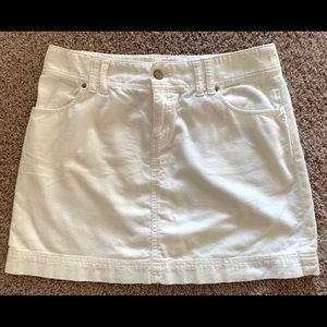 Lilly Pulitzer Ivory Palm Beach Fit Size 6
